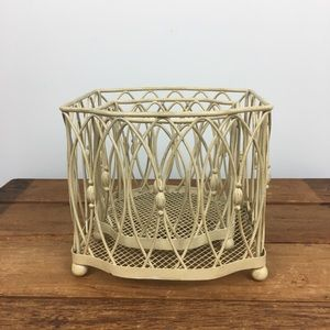 Other - Antiqued Metal Bohemian Nesting Baskets